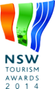 NSW Tourism Awards 2014