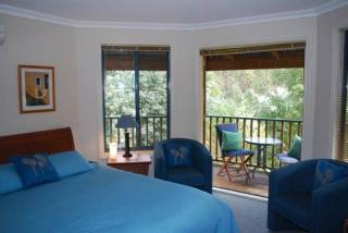 Riverwood Retreat on the Blackwood River - Santorini Room