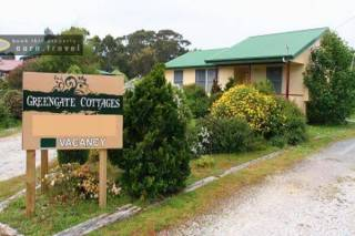 GreenGate Cottages - Henty Cottage