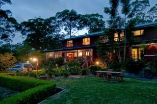 Bilpin Springs Lodge Blue Mountains B&B/Farmstay