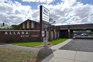 Bendigo's Allara Motor Lodge