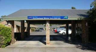 Bendigo Homestead Motor Inn and Apartments