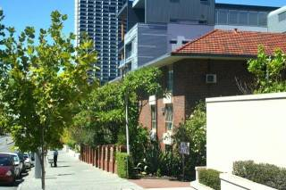 M110 In the City Perth near St Georges Tce best location