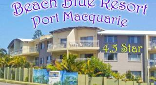 Beach Blue Resort