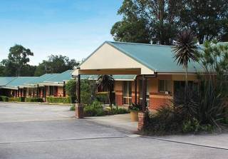 Catalina Motel Lake Macquarie