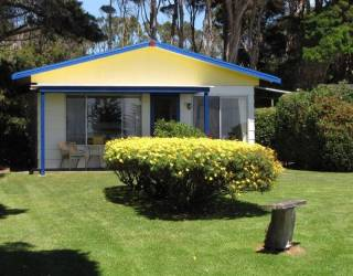 King Island Accommodation Cottages - Blue Wren