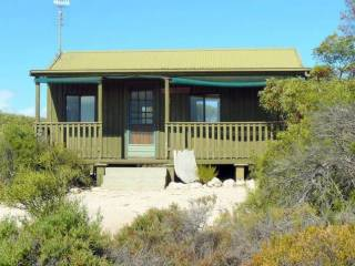 Quandong, Venus Bay, perfect low budget cabin for a couple and your pet