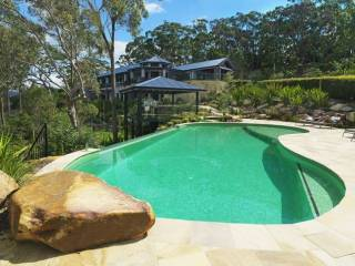 Gymea House Eco-Retreat @ Noonaweena