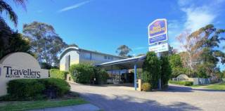 BEST WESTERN Travellers Motor Village