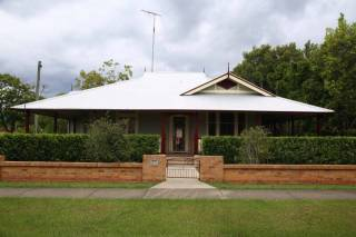 Heritage home in Grafton