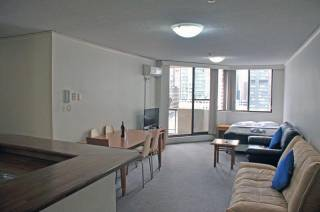 Kent Street-2 bedroom with balcony