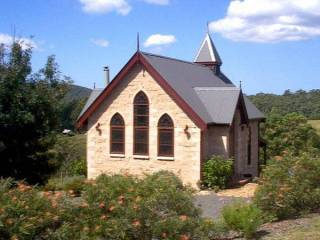 Clarendon Forest Retreat - The Chapel