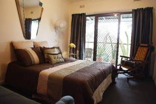 Glenhope Farm Accommodation - Balcony Terrace